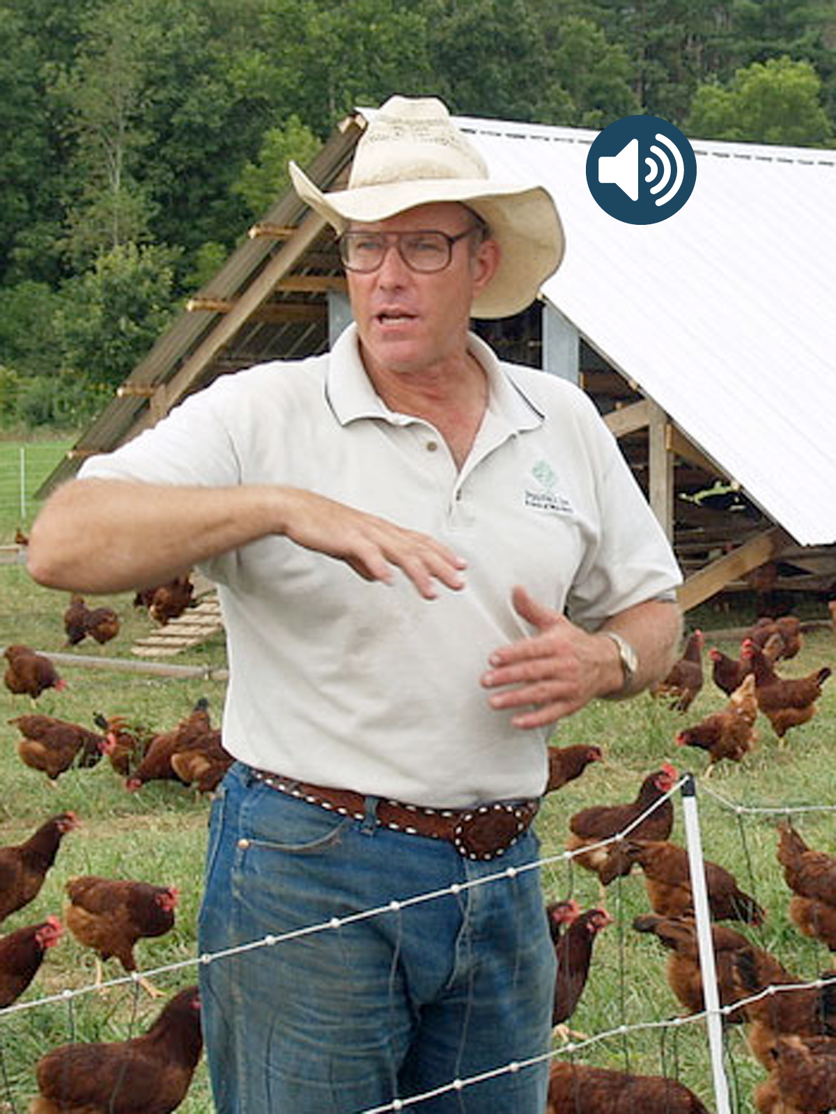 Joel Salatin Benchmarks of Truth