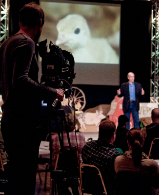 Joel Salatin's Complete, 3-part Secrets to Beyond Organic Farming Seminar